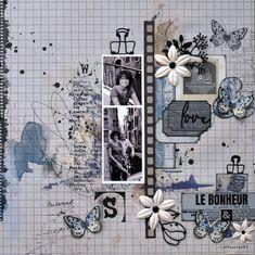 Page le Bonheur - Collection En toutes lettres - LD