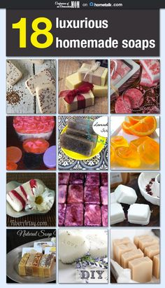 See how I'm keeping track of the DIY projects I want to do like these homemade soap recipes I plan on trying Diy Beauty Soap, Homemade Beauty Products, Homemade Soap Recipes, Beauty Recipe, Soap Making, Perfume, Diy Projects, Naturally Beautiful, Lotions