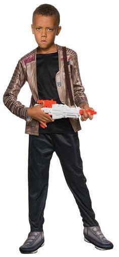 Star Wars 7 Finn Boys Costume Large 8d51d6ea45dd3