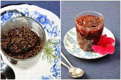 Diana's Cook Blog: Confiture de figues au romarin (et sans romarin …)
