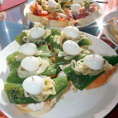 Pinxtos - Bar Snacks from Basque Country