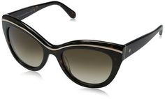 Kate Spade Women's Elektra Cateye Sunglasses - Wear-All-Day Sunglasses http://trendtags.net #fashion #summer2015
