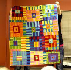 "KCMQG Robert Kaufman ""No Prints Allowed Challenge"" | Flickr - Photo Sharing!"