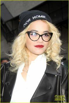 Rita Ora: 'Late Show with David Letterman' Guest!