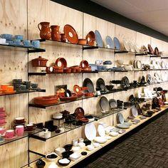 Crockery for days at @trentoninternational.. Wall display uses our MAXe Shop fittings, custom ply back panels & glass shelving.  #shopforshops #MAXe #crockery #kitchen #kitchenware #homewares #ply #shelving #shop #display #shopdesign #shopdisplay #displayideas #visualmerchandising #vm #retaildesign #retail #merchandising #shopmerchandising #storemerchandising #shopfitting #accessories #shopaccessories #fitout #storedesign  Yummery - best recipes. Follow Us! #kitchentools #kitchen