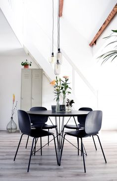 42 Modern Dining Room Sets: Table & Chair Combinations That Just Work Great Together