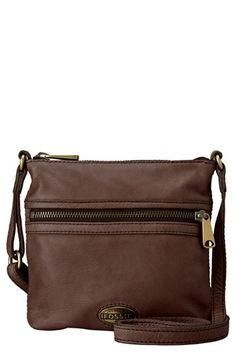 Fossil 'Explorer - Mini' Crossbody Bag available at #Nordstrom