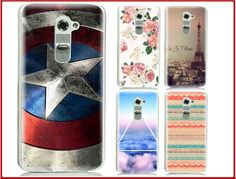 New Cartoon Plastic Print Hard Back Cover For LG G2 mini cases Fits G2mini D620