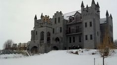 Entering This Hidden Illinois Castle Will Make You Feel Like You're In A Fairy…