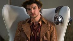Oh I love Andrew Lee Potts. Especially as Hatter. I wish Topher had hair like this.