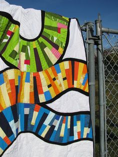 100 Days – Week of Participation – Featured Quilt 2 « The Modern Quilt Guild