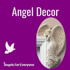 Invite and welcome the angels into your home today. Add a nice touch to your living environment by adding a splash of heaven to your home today with the many angel items here at Angels For everyone. Or you could create a complete angelic theme inside or outdoors.