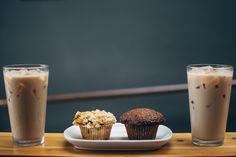 My favorite iced chai tea latte find it at Intelligentsia Coffee Bar on Abbot Kinney in Venice.