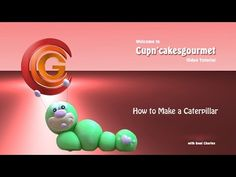 How to make a caterpillar tutorial - YouTube