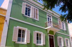 Casa Colonial Mindelo Cap Vert Hôtel de charme dans un