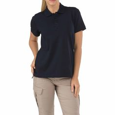 5.11 TACTICAL JERSEY POLO - WOMEN'S