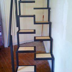 Des portes int rieures design personnaliser for Escalier japonais lapeyre
