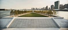 Franklin D. Roosevelt Four Freedoms Park © Paul Warchol