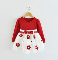2019 Winter Long Sleeve Baby Girls Dress For Girl Christening Birthday 0 Newborn Toddler Dress Kids Casual Wear Daily Clothes Baby Outfits, Newborn Girl Outfits, Kids Outfits, Cheap Outfits, Newborn Girls, Baby Dress Clothes, Toddler Girl Dresses, Baptism Clothes, Baby Birthday Dress