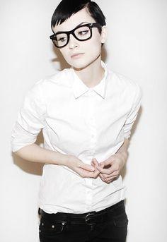 Shorthair + glasses