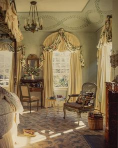 French Country Bedrooms, Traditional Bedroom, Sleep, Romantic, Places, Interior, Stamps, Inspiration, Furniture