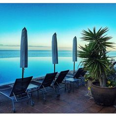 Buenos días!! Beach....Gloria Palace Royal Hotel. Amadores Beach. Gran Canaria. Canary Islands. by josudelagandara
