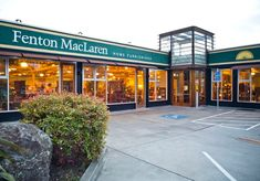 Family owned for 38 years, we're not your typical furniture business. Our customer service policies make it impossible to make a buying mistake at Fenton MacLaren. Shaker Style Furniture, Real Wood Furniture, Mission Furniture, Furniture Making, Furniture Stores, Free Park, Home Furnishings, Sidewalk, Outdoor Decor