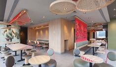 Culturally inspired Makeover for McDonald's