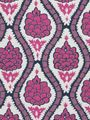Sofia Range. Fuchsia. Robert Allen. Fun and fanciful for club chairs.