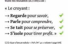 Le Croyant :