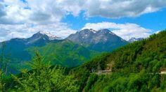 The Moraca Valley, Montenegro