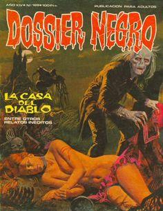 """greengerg:    """"Dossier Negro"""" #169"""