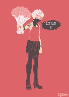 Saeran Choi [Unknown] from Mystic Messenger