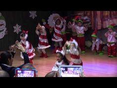 Festival Navideño 3ºA Preescolar 2014 - YouTube