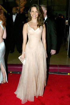 Kristin Davis: Best Golden Globe Dresses Ever