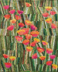 Das Blumen quilt pattern by Fourth and Sixth Designs