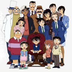 True Detective, Detective Conan Opening, Detective Outfit, Detective Aesthetic, Manga Detective Conan, Detective Conan Shinichi, Detective Conan Quotes, Boruto Rasengan, Konan