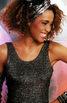 "This is Whitney from her vid clip of  ""How will I know"".."