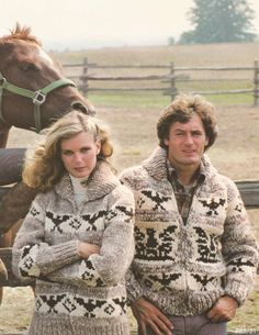 White Buffalo Pattern 21 Cowichan Salish sweater Knit cardigan Native Canadian clothes hippy West co Sweater Knitting Patterns, Cardigan Pattern, Knit Patterns, Clothing Patterns, Knit Cardigan, Knitting Ideas, Knitting Projects, Style Patterns, Knitting Sweaters