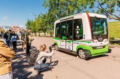 Pian Tallinnassa voi hypätä robottibussin kyytiin! | Tallinna24