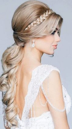 Wedding Updo Hairstyles 2016 | Hairstyles 2016 New Haircuts and Hair Colors from special-hairstyles.com