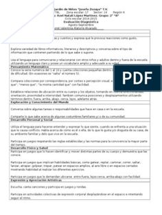 formato de diagnostico final de preescolar by djcastor in Types > School Work, FINAL, and diagnostico How To Plan, Education, Frases, Preschool Education, Learning Styles, Kids, Educational Illustrations, Learning, Studying