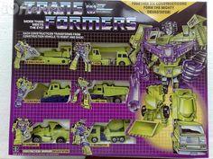 Transformers - Devastator