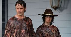 """""""The Walking Dead"""" returns this weekend from its midseason hiatus, and with it, lots of questions ab... - AMC"""