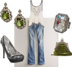"""VINTAGE VICTORIAN"" by amyjoyful1 on Polyvore"