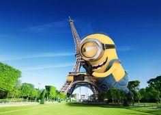 minions paris - Google zoeken