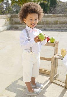 Costume garçon dhonneur personnalisable - Les petits Inclassables