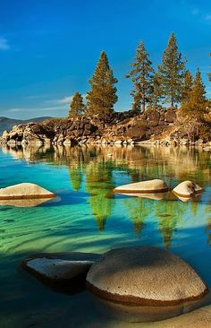 Lake Tahoe, United States