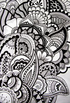 All information about Cool Patterns To Draw With Sharpie. Pictures of Cool Patterns To Draw With Sharpie and many more. Cool Patterns To Draw, Simple Designs To Draw, Doodle Patterns, Zentangle Patterns, Sharpie Drawings, Sharpie Doodles, Sharpie Art, Easy Doodles, Sharpies