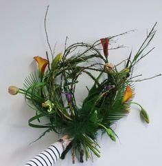 Frame bouquet
